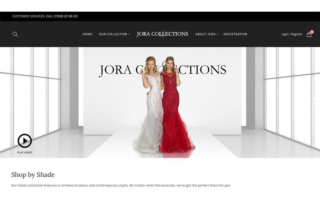 Jora Collections - Festkleider